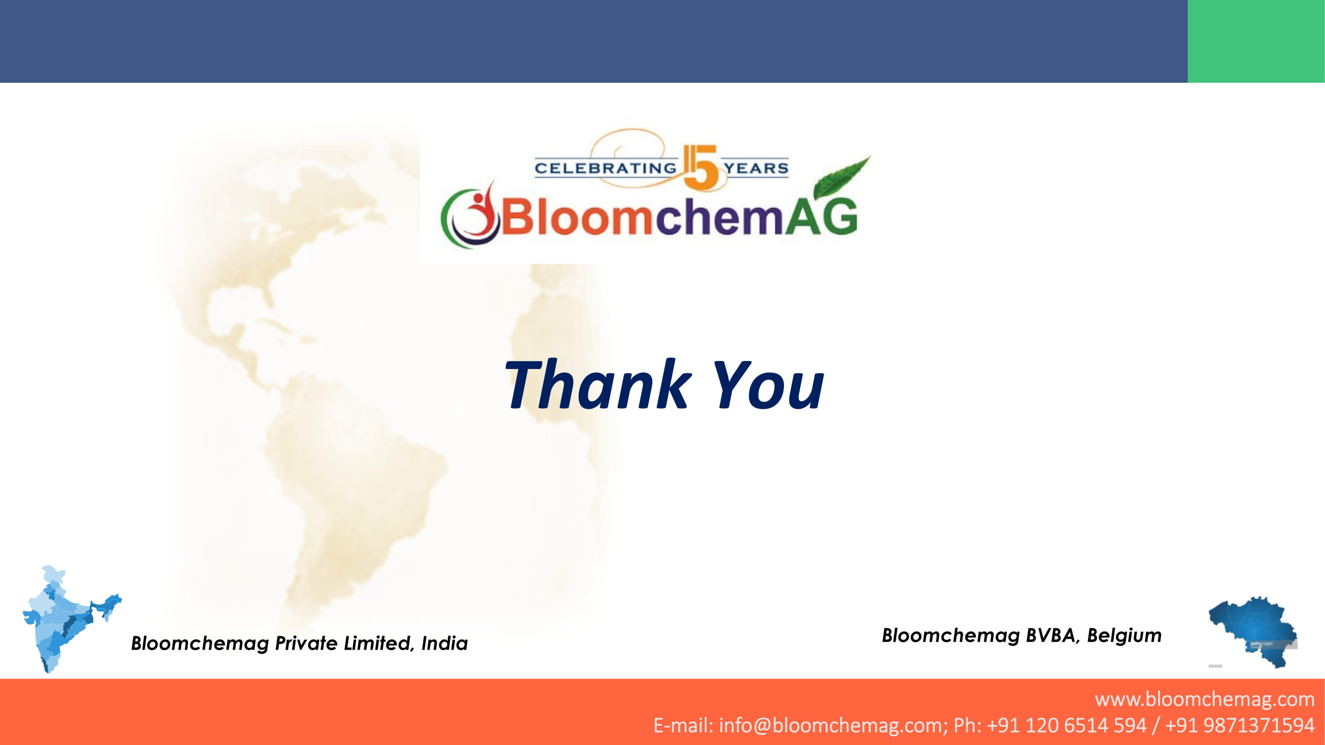 Solvents Supplier | Chemicals Suppliers in India-BloomchemAG